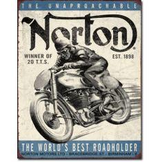 Norton The Unaproachable