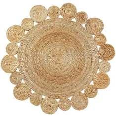 Daisy weave rug