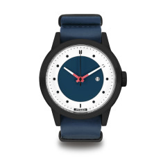 Hypergrand maverick 3hd leather nautical blue