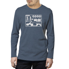 Falcon GT organic long sleeved tee