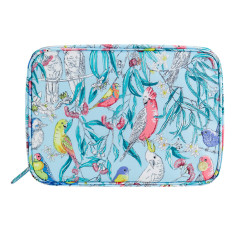 Birds & Blossoms Large Toiletry Bag