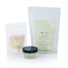 Pamper Pack - Coconut & Lime