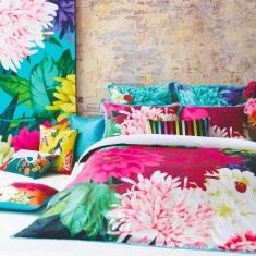 Bella Rosa 3-piece quilt cover set