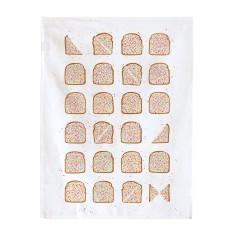 iconic fairy bread tea towel