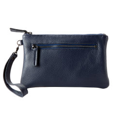 Matilda Handcrafted Leather Clutch (Various Colours)