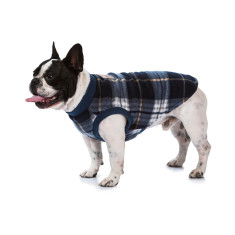 Doggy Pyjamas - Blue Tartan