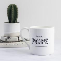 Top Of The Pops Bone China Mug