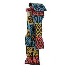 Clara wool scarfette