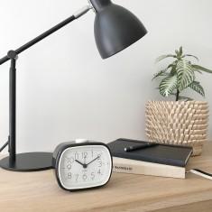 Kaspa SILENT SWEEP alarm clock by Toki