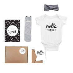 Hello Baby Gift Bundle