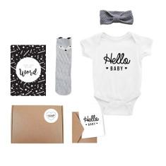 Hello Baby Gift Bundle