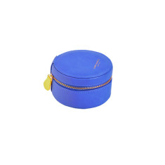 Large Round Jewel Case