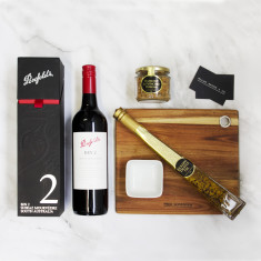 Gourmet perfection gift box