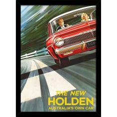 EH Holden 1963 Print