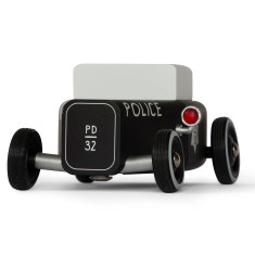 Candylab Police Toy Car