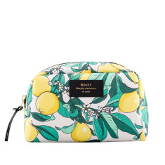 Woouf Beauty & Makeup Case - Lemon