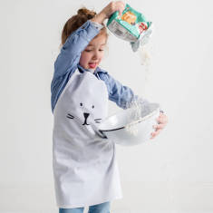 Children's Easter Bunny Apron