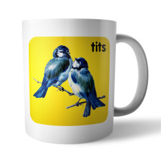 Animal Innuendo mugs