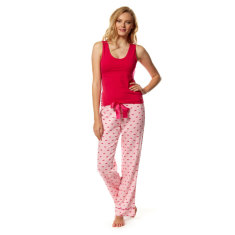 Pink Hope Signature PJ Pant & Gift Bag