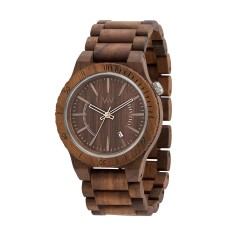 WeWood Assunt Nut Wood Watch