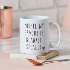 Favourite Blanket Stealer Mug