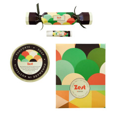 Zest - 3 Piece pamper Pack