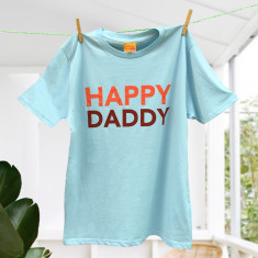 Happy Daddy T-shirt
