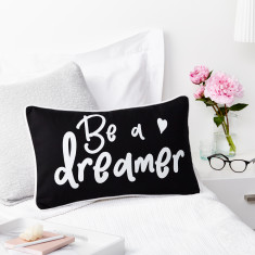 Be A Dreamer Boudoir Cushion