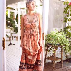 Charul mahila maxi dress