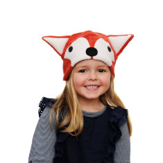 Lil' Fox Hat & Tail set