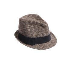 Instant karma Fedora hat