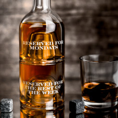 Monday Reserve Stacking Decanter