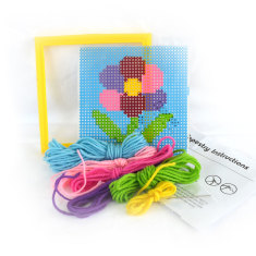 Tapestry kit - flower