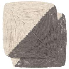 Dishcloth Crochet (various colours available)