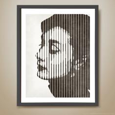 Audrey Hepburn print (various colours)