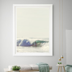 Shore Break | Framed Art