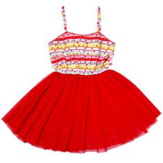 Tilly candy heart tutu dress