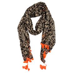 Morocco scarf, beach throw or sarong