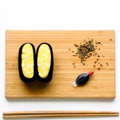 Sushi Socks Egg