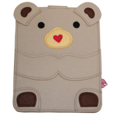 Bertie Bear Kid's iPad Cover