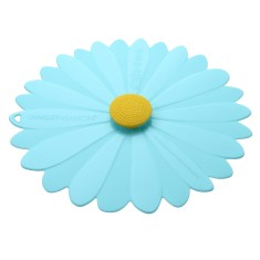 Daisy airtight silicone lid, splatter guard, cooking and reheating lid (various sizes/colours)