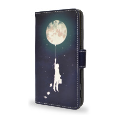 Burn The Midnight Oil Sony Xperia Z5 Wallet Case