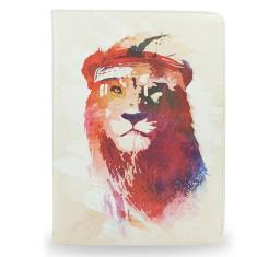 Gym Lion iPad Pro 9.7 Tablet Folio Case