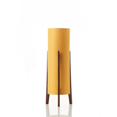 Rocket Table Lamp Tall Orche Linen