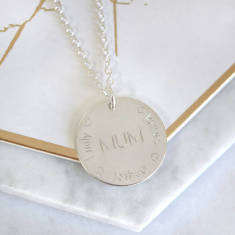 Mum Family Necklace