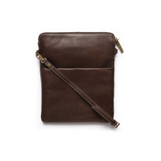 Ruby Classic Collection shoulder bag in chocolate