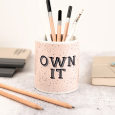 Own It Pen Pot