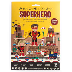 Superhero Story Time Dress Up Kit
