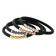 Five ball bangle