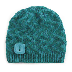 Ziggy woollen button beanie